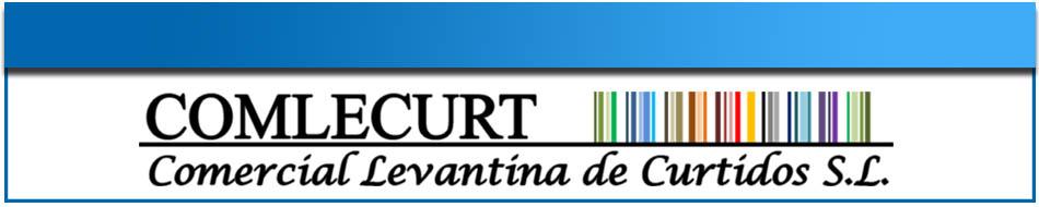 Comlecurt – Comercial Levantina de Curtidos S.L.